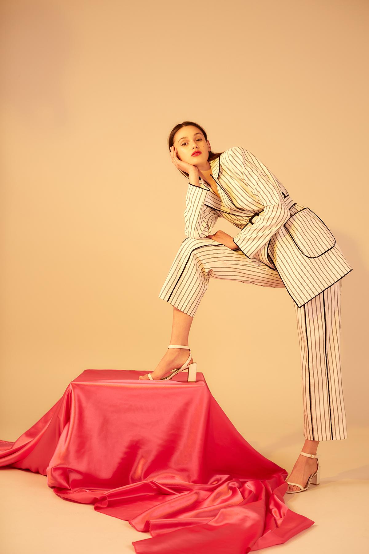 Shop  C/MEO Effigurate Blazer  +  Effigurate Pant .