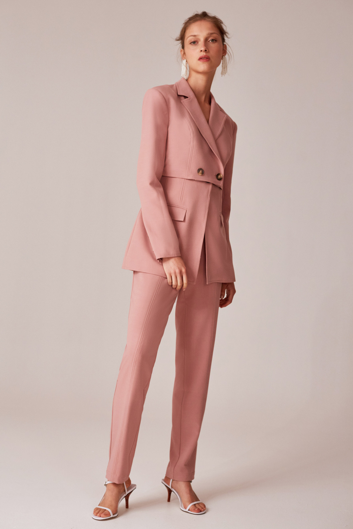 C/MEO Collective // Accepting Blazer + Pant
