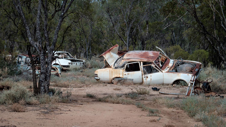 Derelict Cars, Lightning Ridge [LR06]
