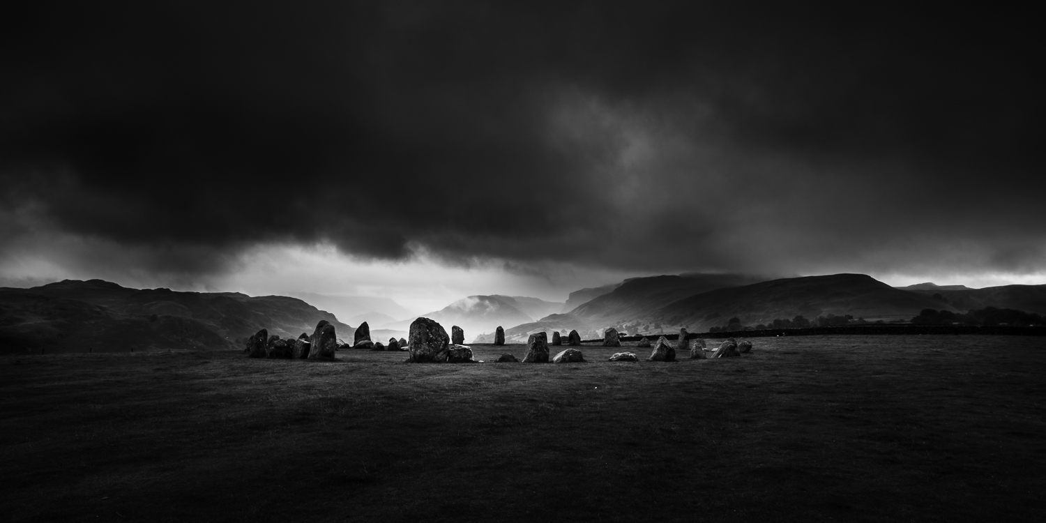 Castlerigg Stone Circle, Lake District [EW25]