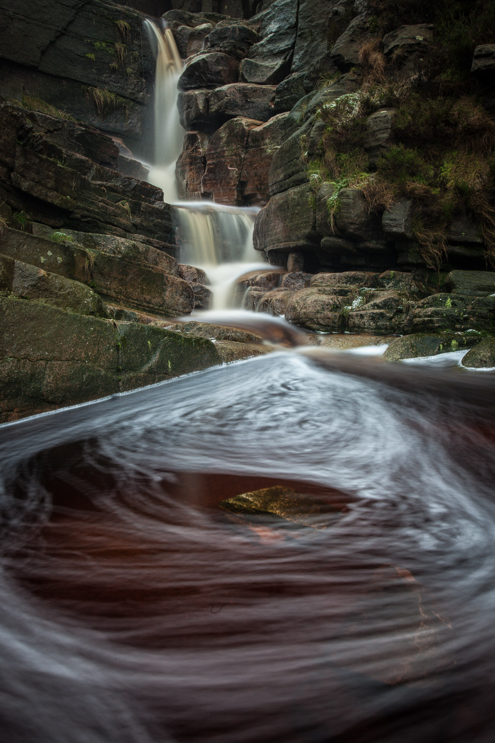 Wildboar Clough, Derbyshire [EW10]