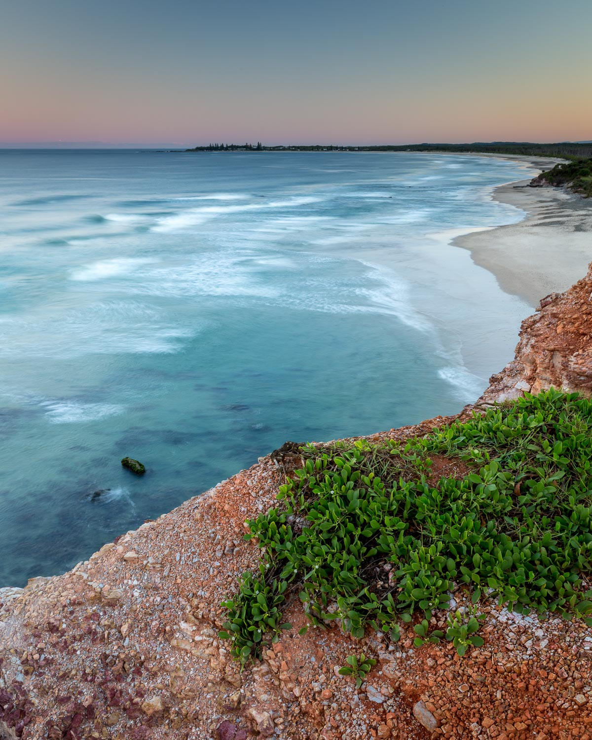 Red Cliff, Yuraygir National Park [YUR02]