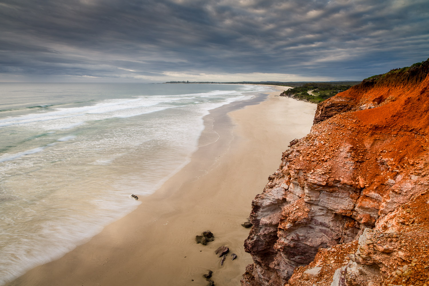 Red Cliff, Yuraygir National Park [YUR07]