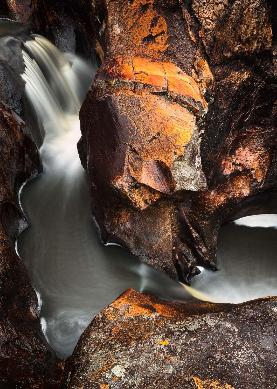 Above Underground Creek