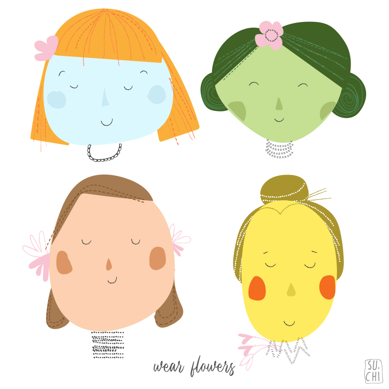 Let's get together - Contact me for custom drawings, school illustrations, blog collaborations and any other you think we can work as team. I am all for getting together :)