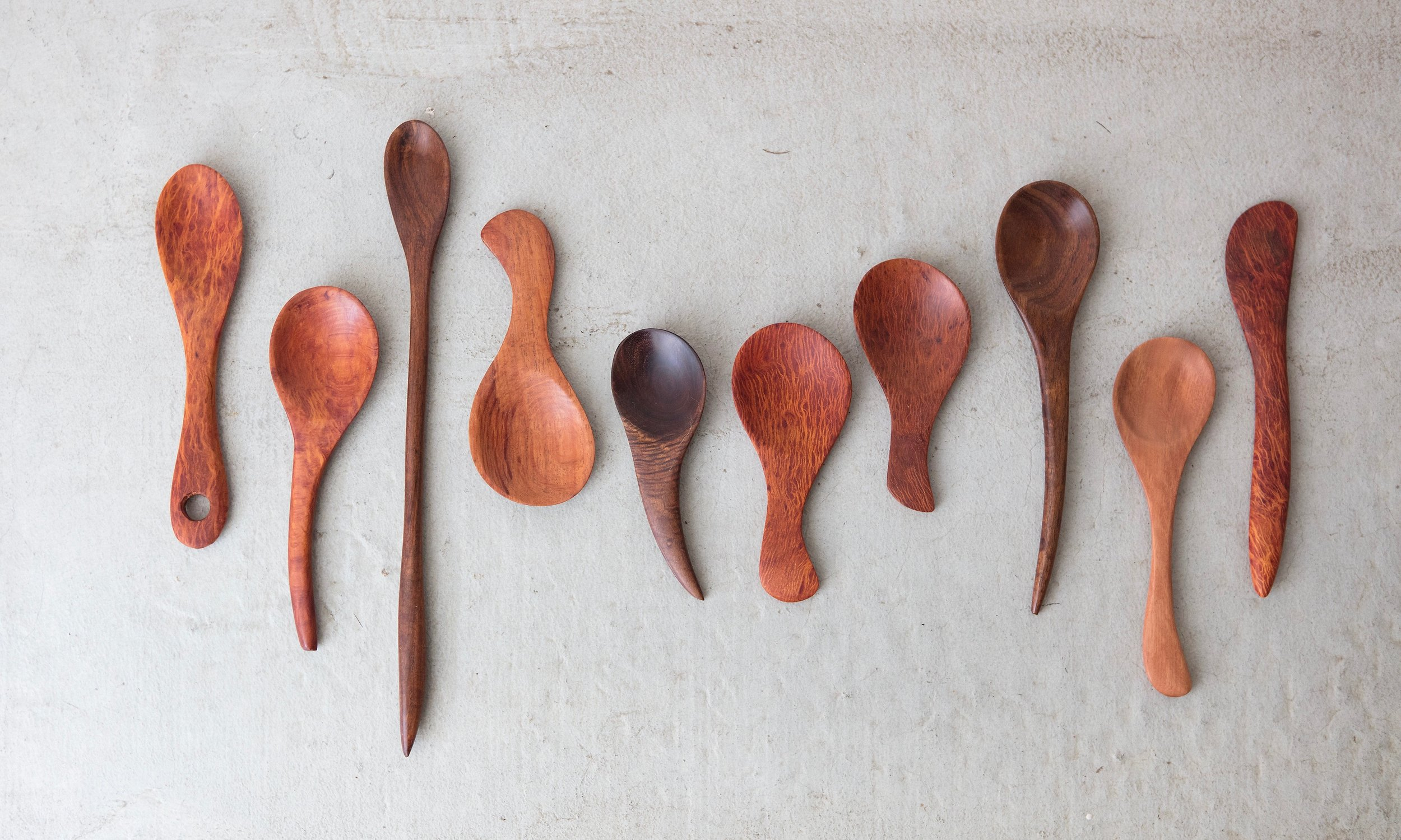 Selection of Spoons