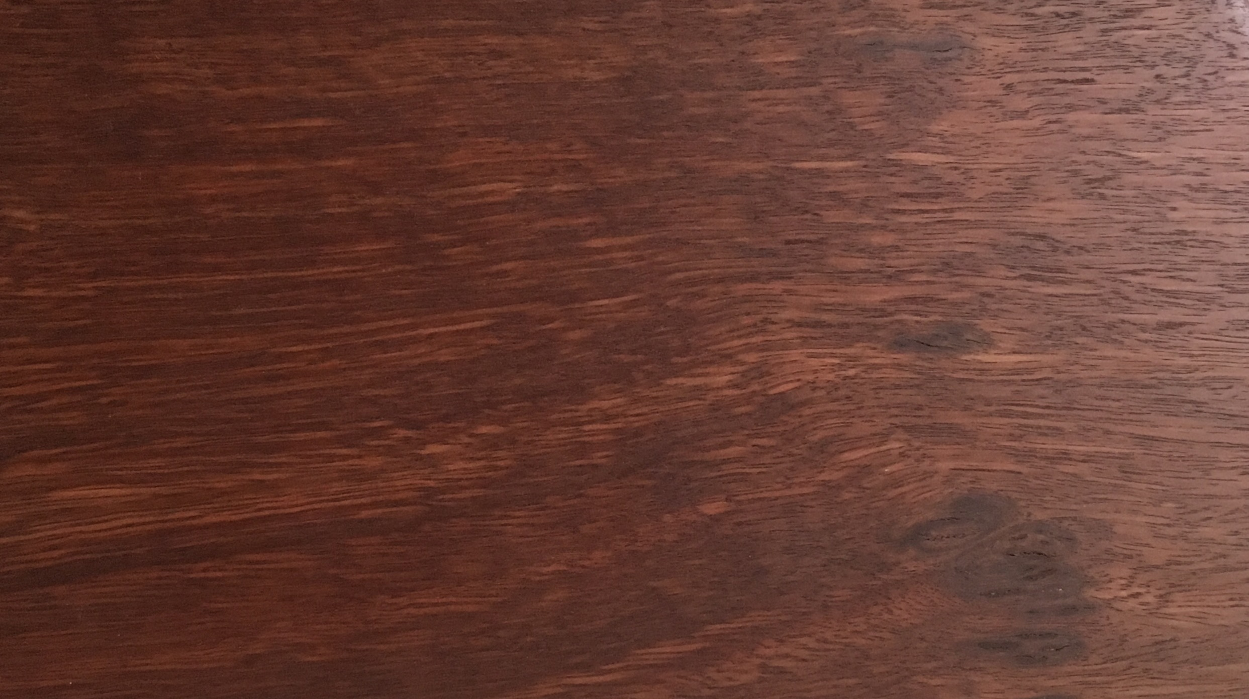 Jarrah - Eucalyptus marginataGrowing only in the south west of Western Australia, this timber ranges from deep red to light pink. Highly valued as a furniture timber, Tony makes wide use of this beautiful hardwood.