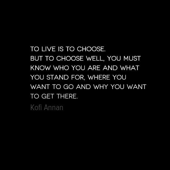 Wise words from a great and inspirational leader. RIP Kofi Annan #kofiannan #worldpeace #leader #education #globalcitizen #charity #stopthewar #refugees #refugeecrisis