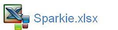 Sparklines Dashboard in Excel