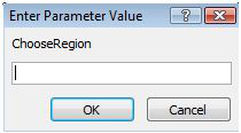 Import Access Parameter Query to Excel — Excel Dashboards