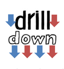 Drill down Excel VBA