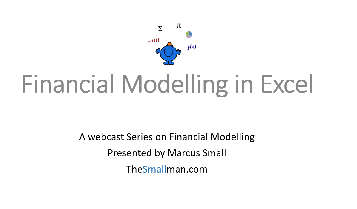 Financial Modelling Course — Excel Dashboards VBA and more