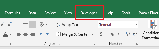 Excel inserting a check box