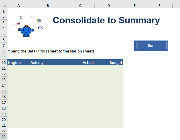 Consolidate Sheets with Excel VBA — Excel Dashboards VBA and more