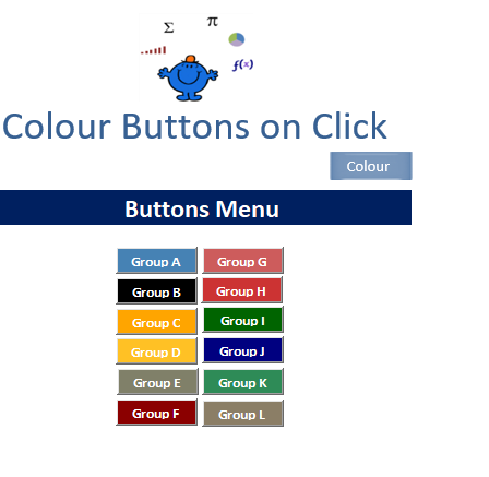 Random Colour button