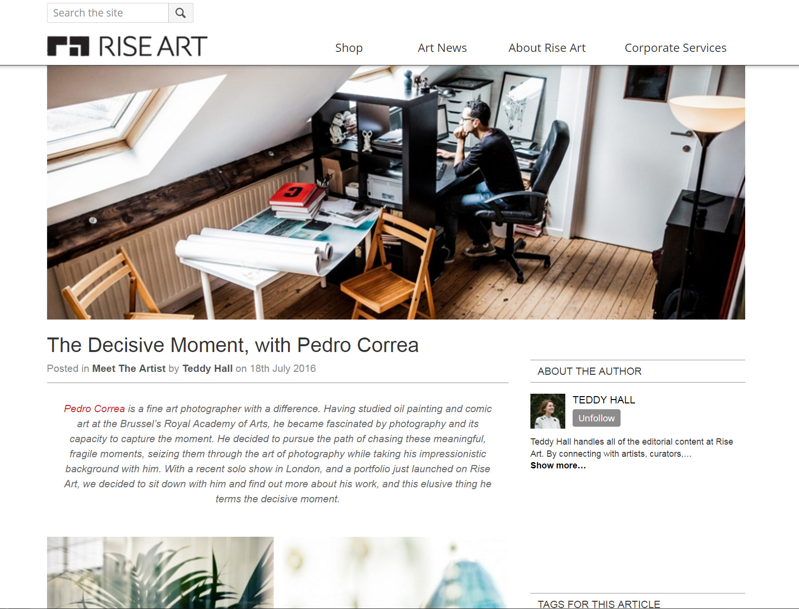 Rise Art