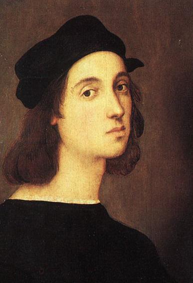 1506 raphael self portrait uffizi florence.jpg