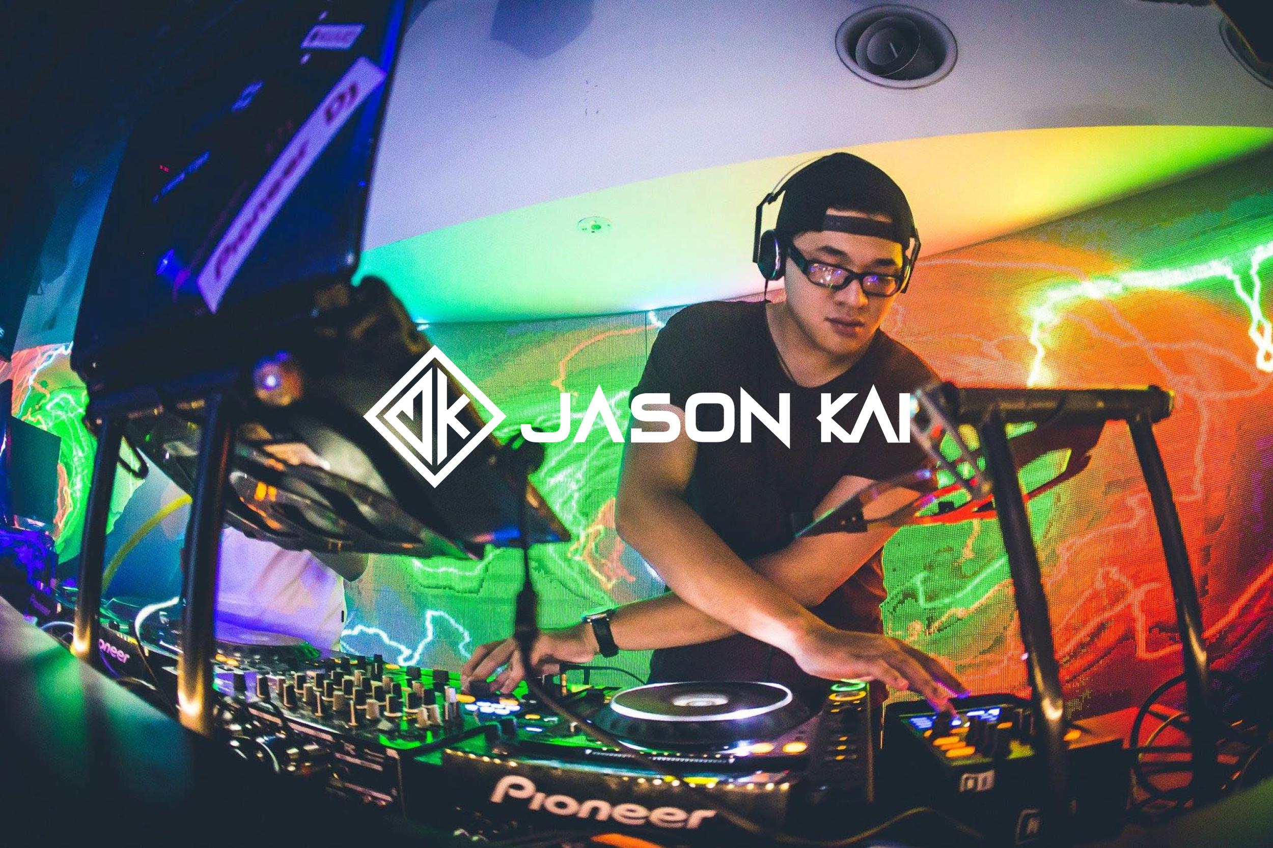 DJ instructor jason kai