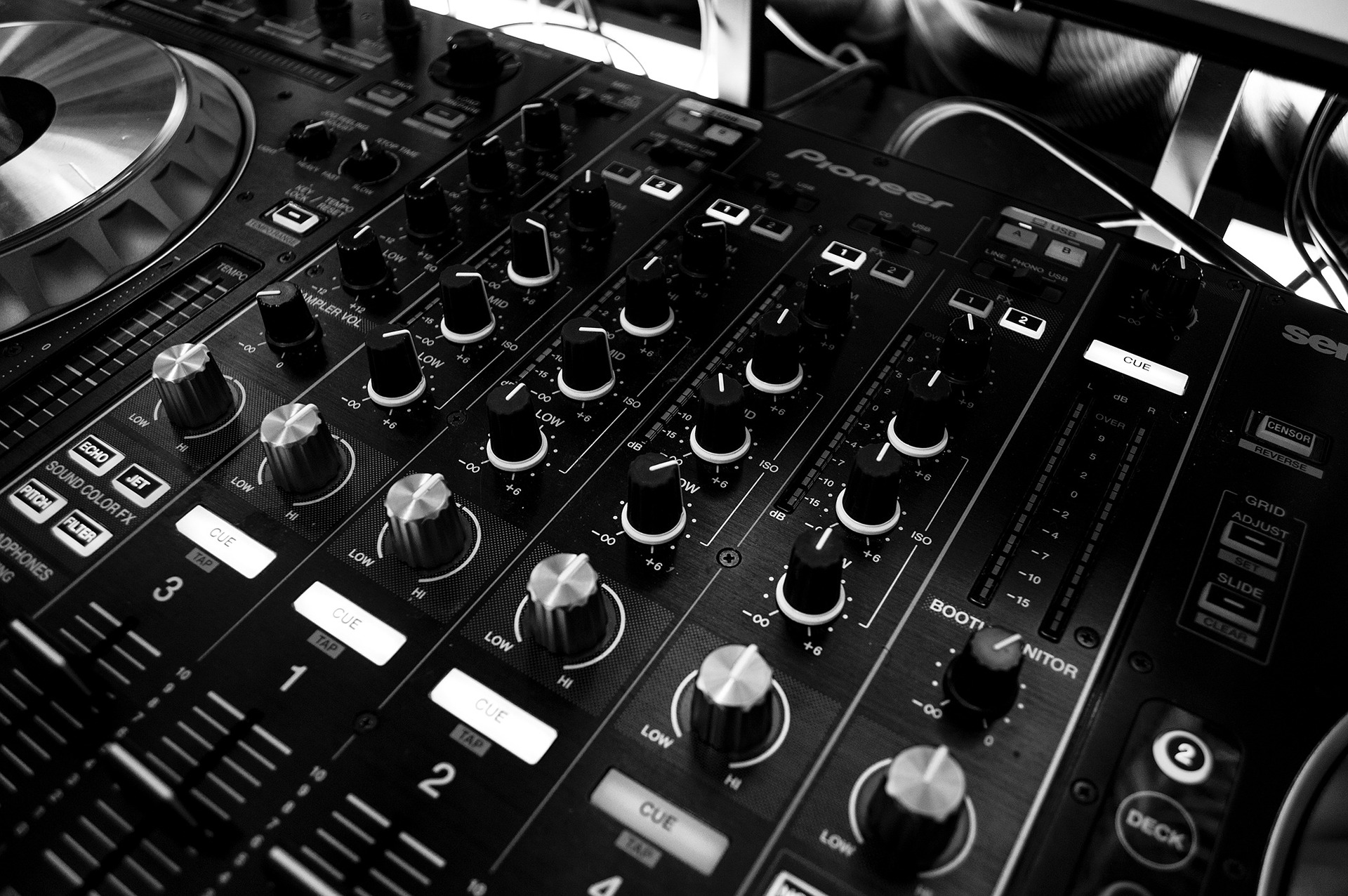 Advanced DJ Intro Course
