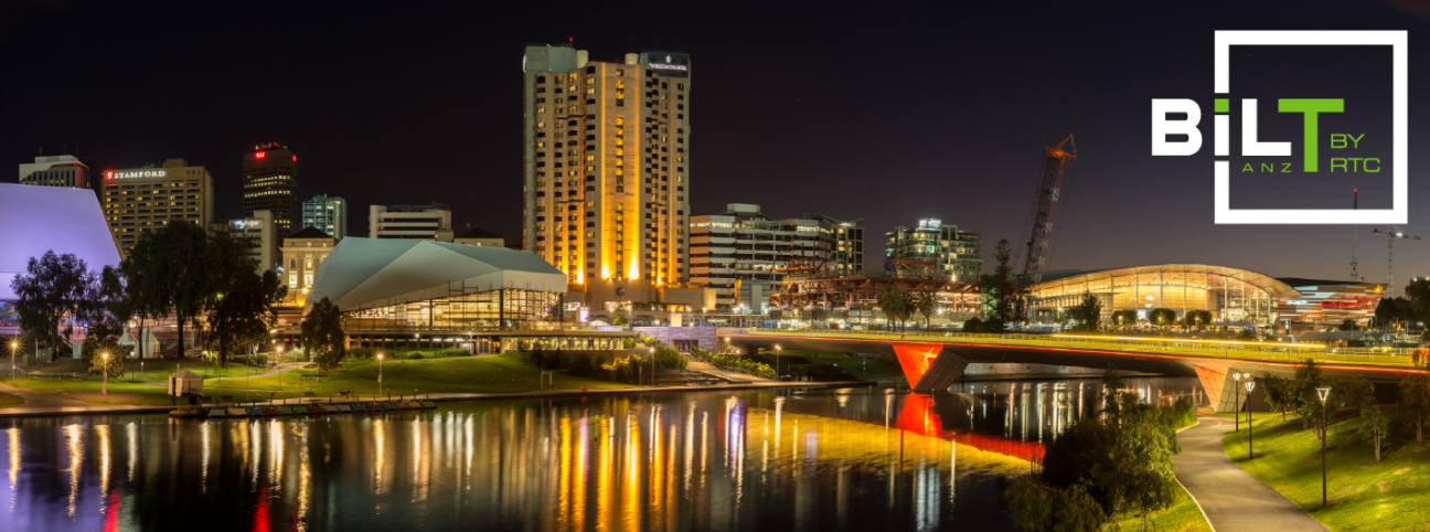 BiLT was held at the Adelaide Conference Centre.