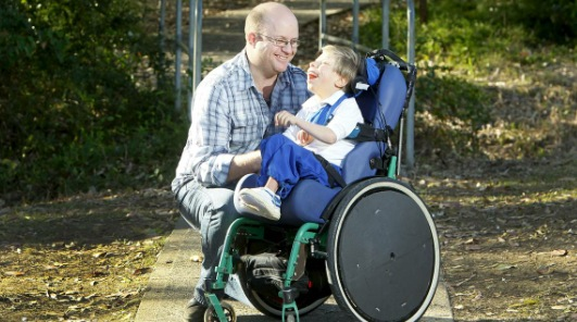 Sometimes the contributions of Fathers of SEND children are not fully recognised.