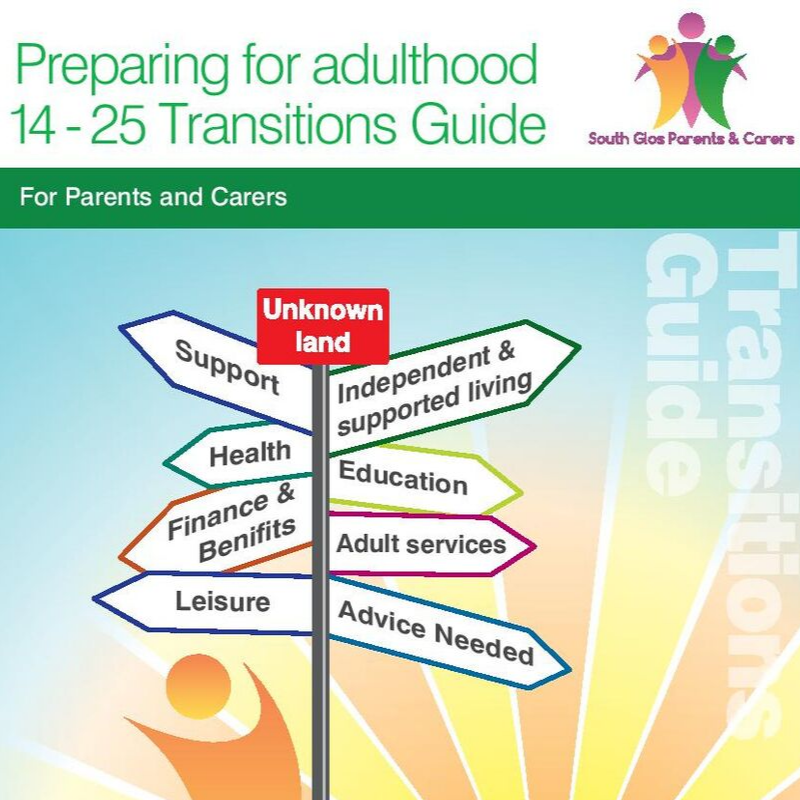 Preparing for adulthood guide front cover.png