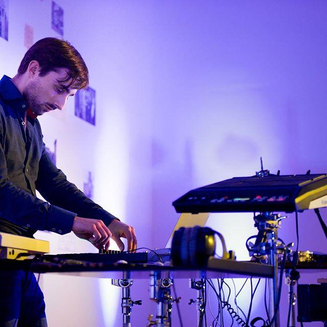 Clubnight @vanabbemuseum #playground #dj #minimal #electronic #club credits: ClaudiaHansen