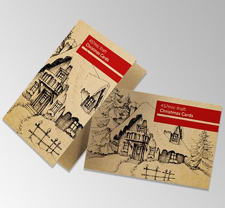 Christmas Cards - 457mic Brown Kraft.jpg