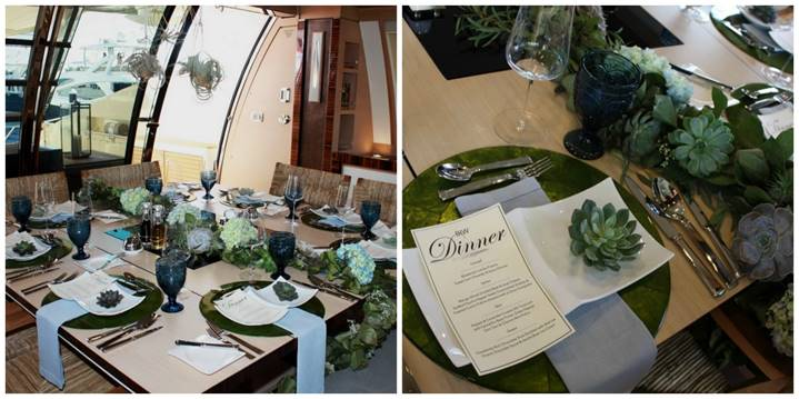 M/V  BW  won best overall in the professionally judged Tablescaping Competition (credit NCYS/Barby MacGowan)   Click photo to download in high resolution