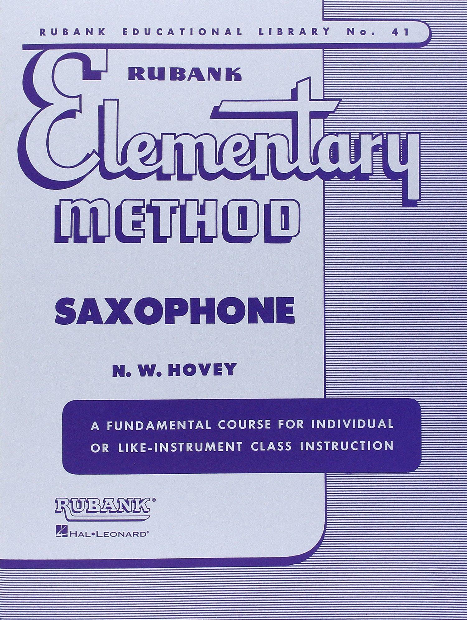 Elementary Method Saxophone