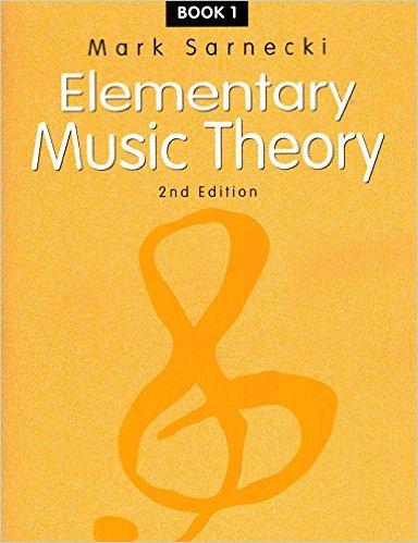 Elementary Music Theory