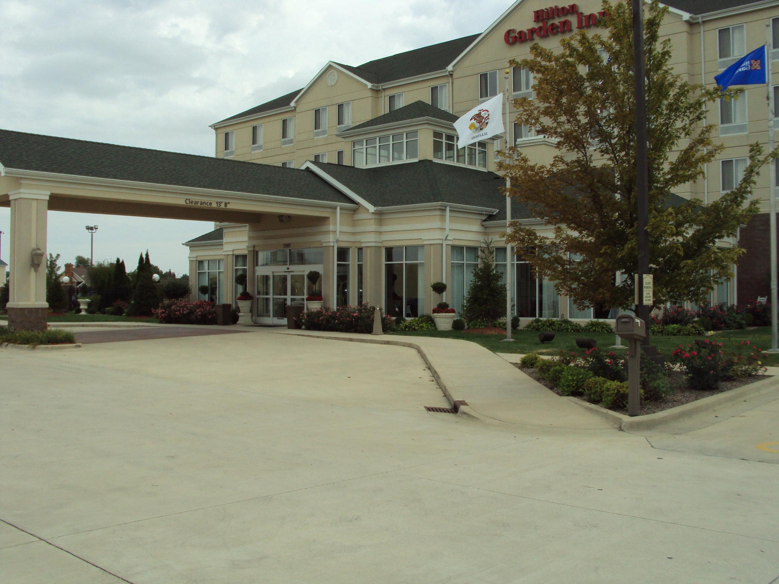 Hotel Effingham IL.