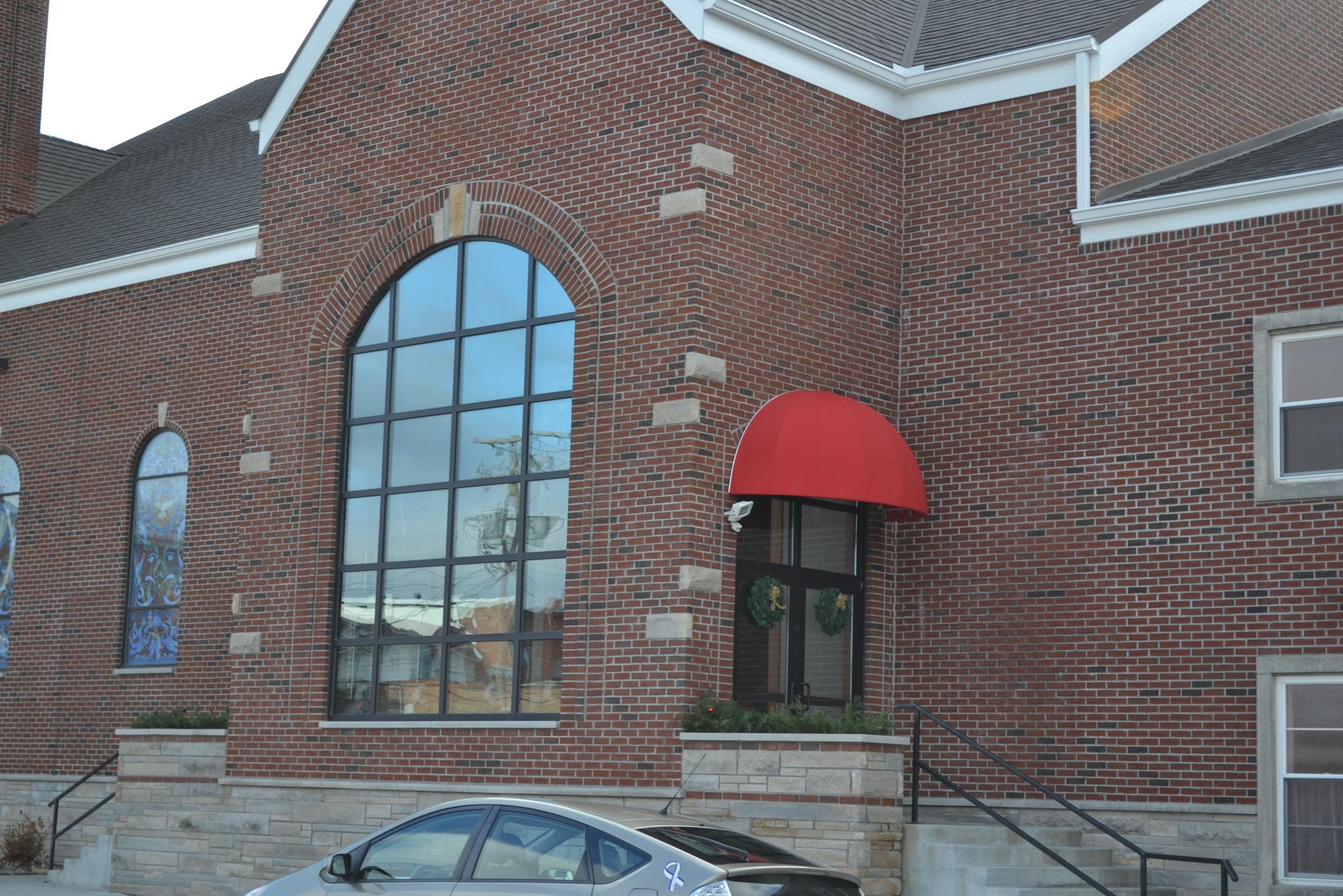 Church in Robinson IL.