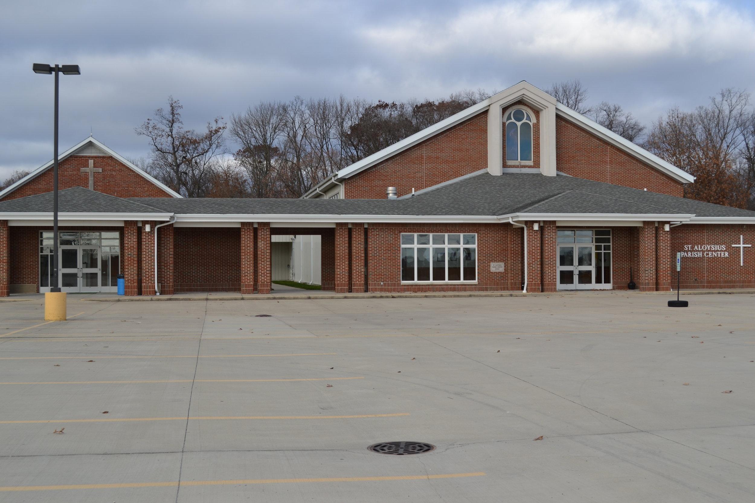 Bishop Church Parish Hall