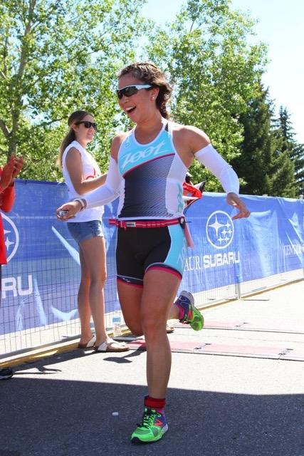 Yume Kobayashi Ironman Calgary 70.3