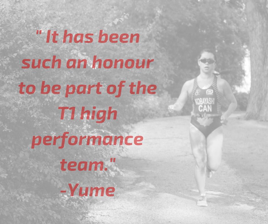 Yume T1 Triathon High Performance Team Triathlete