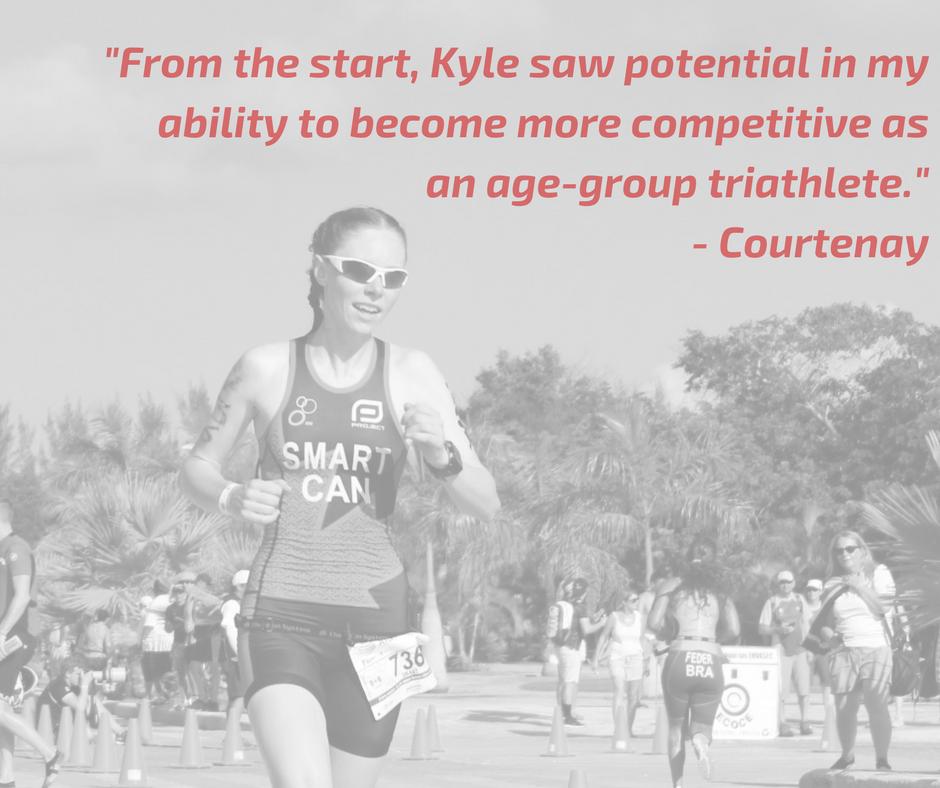 Courtenay Smart Triathlon Coaching High Performance Team