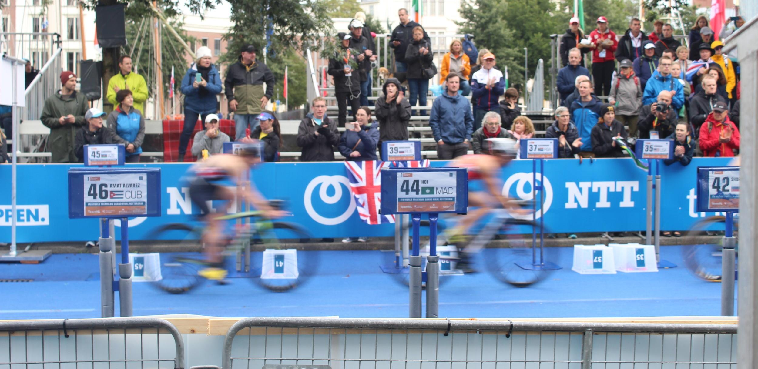 International Triathlon Union Grand Final