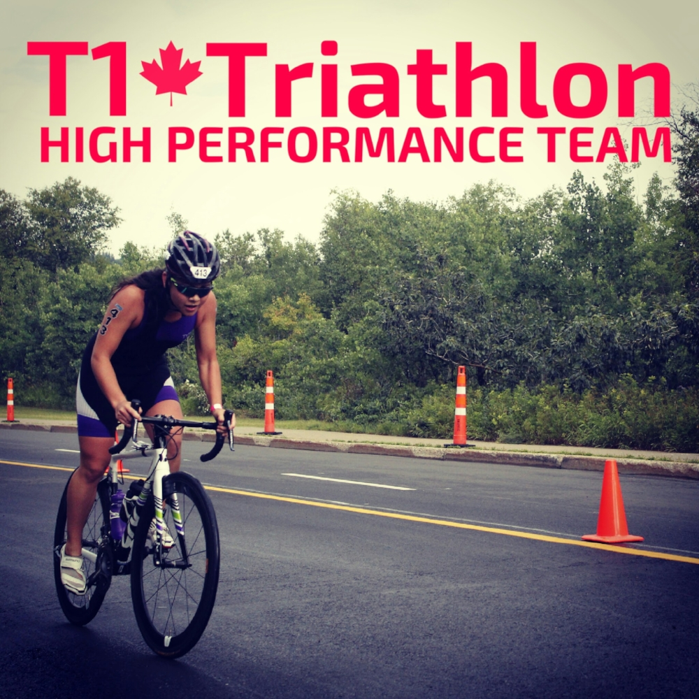 T1 Triathlon High Performance Cyclist