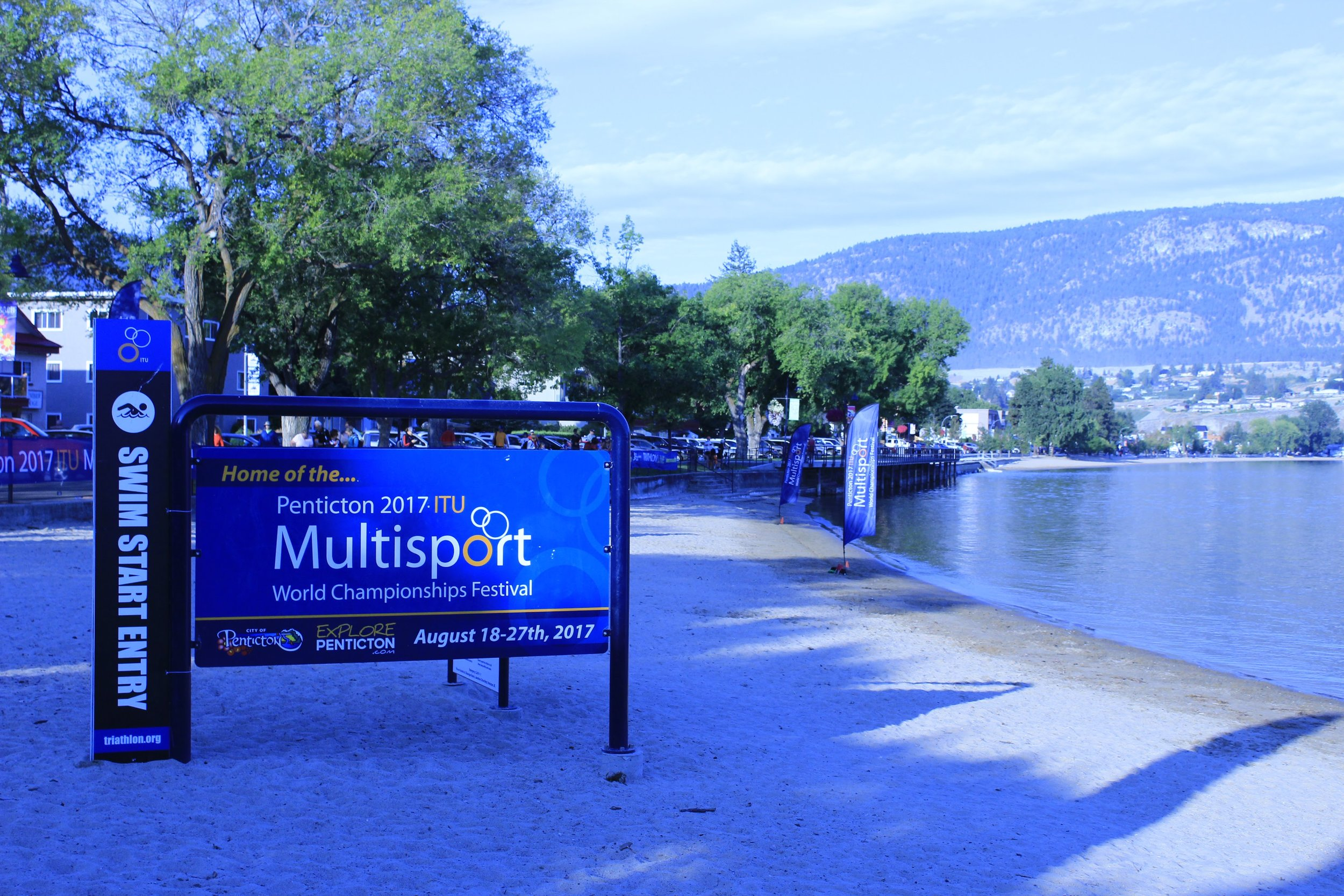 ITU Multisport World Championships Penticton