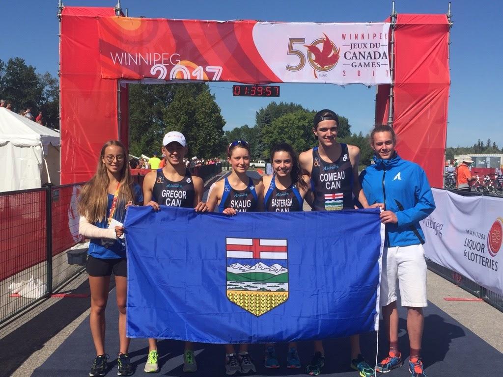Canada Summer Games Team Alberta