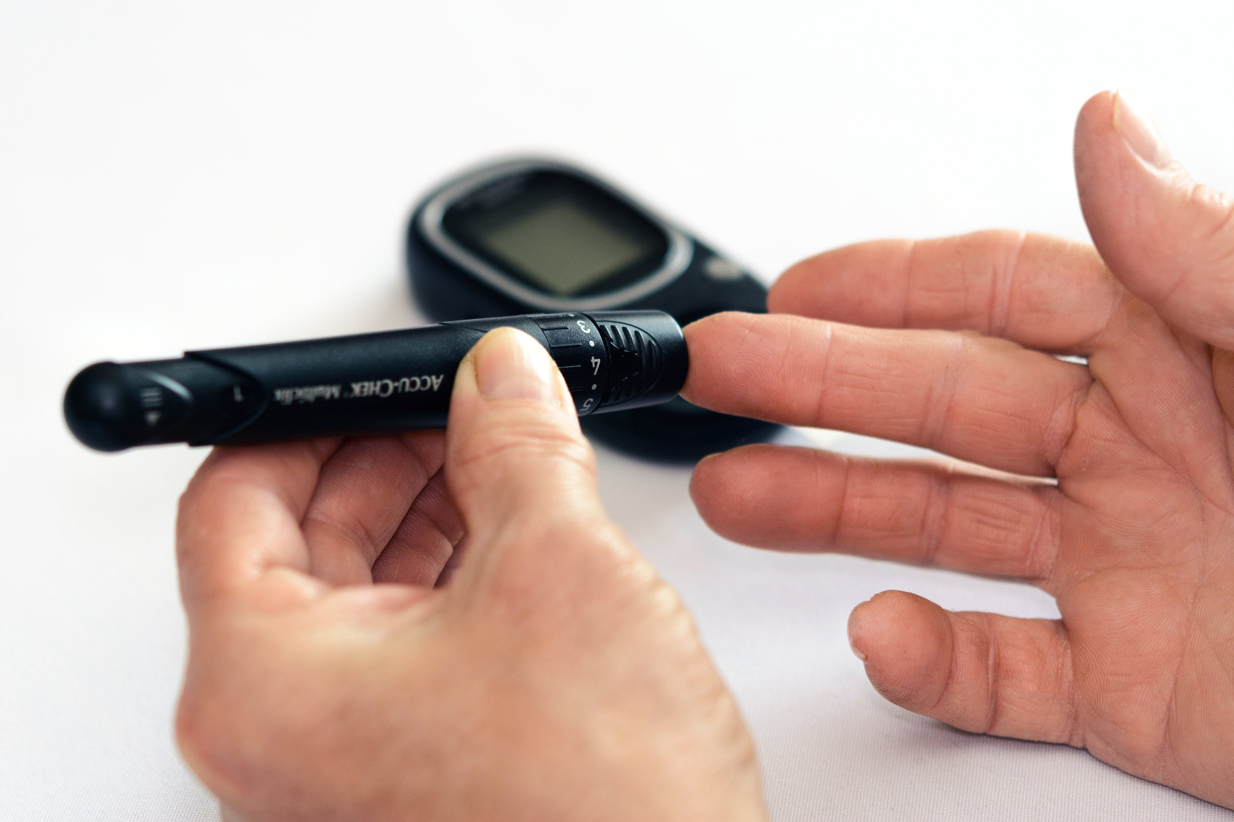 how to deal with diabetes while training for a triathlon