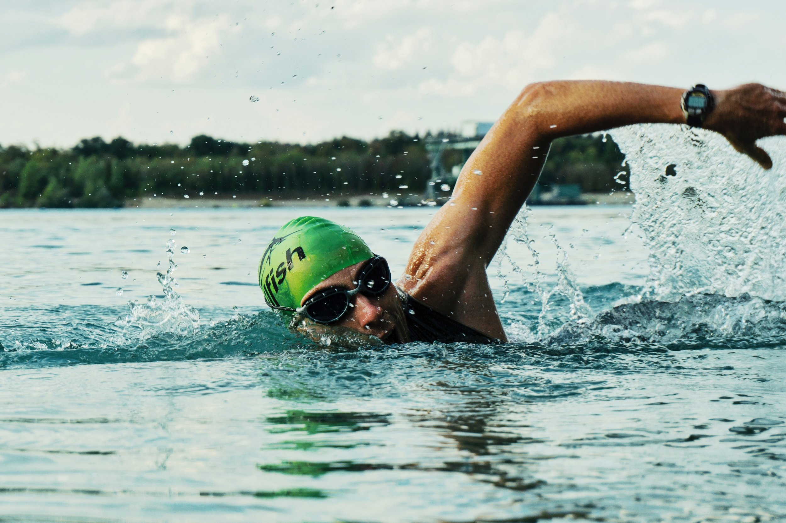 Keep your triathlon training sessions short and fast for effective time-efficient sessions.