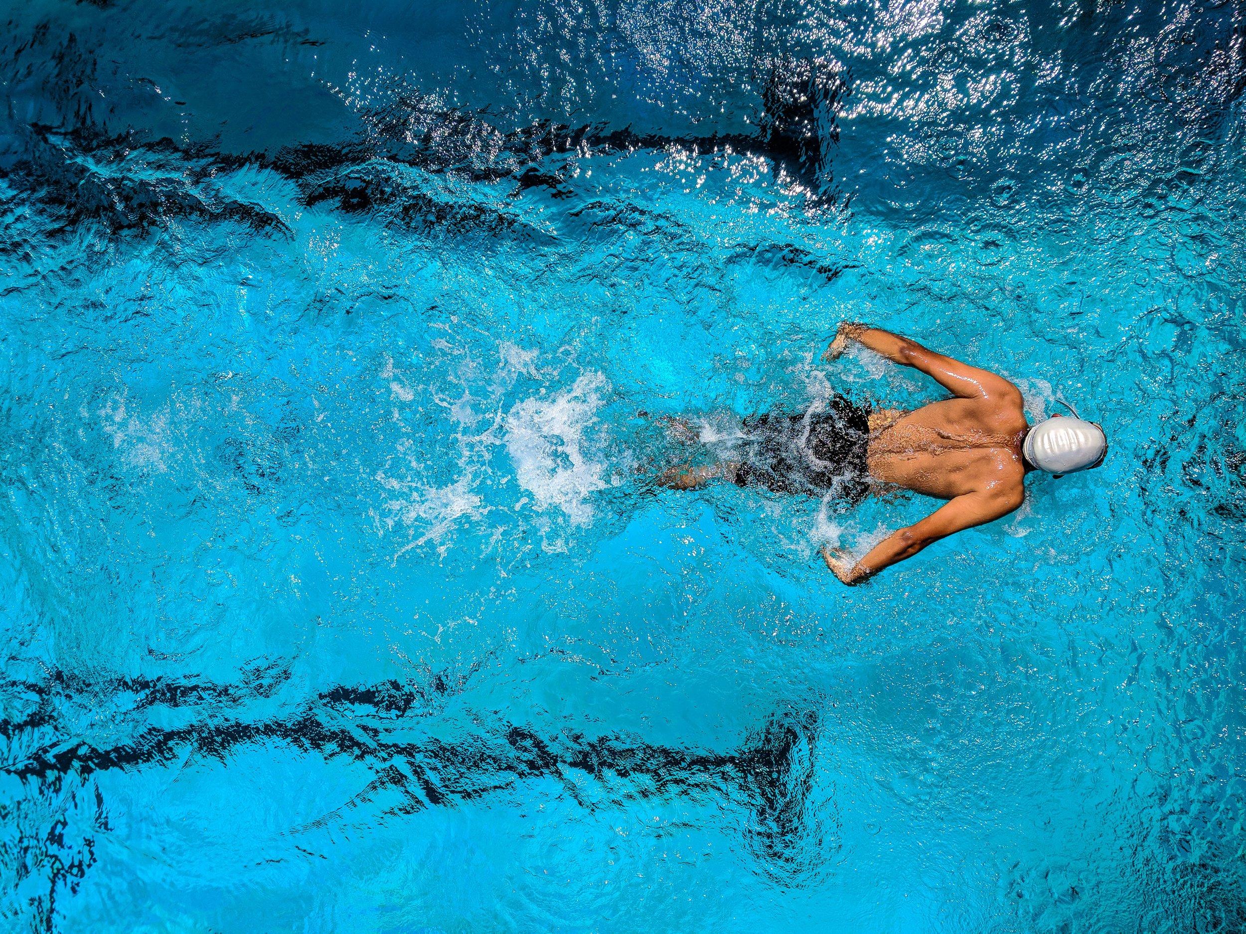 Swim Training Notation