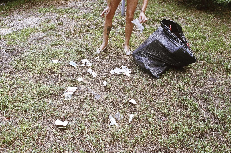 Sunday's Trash