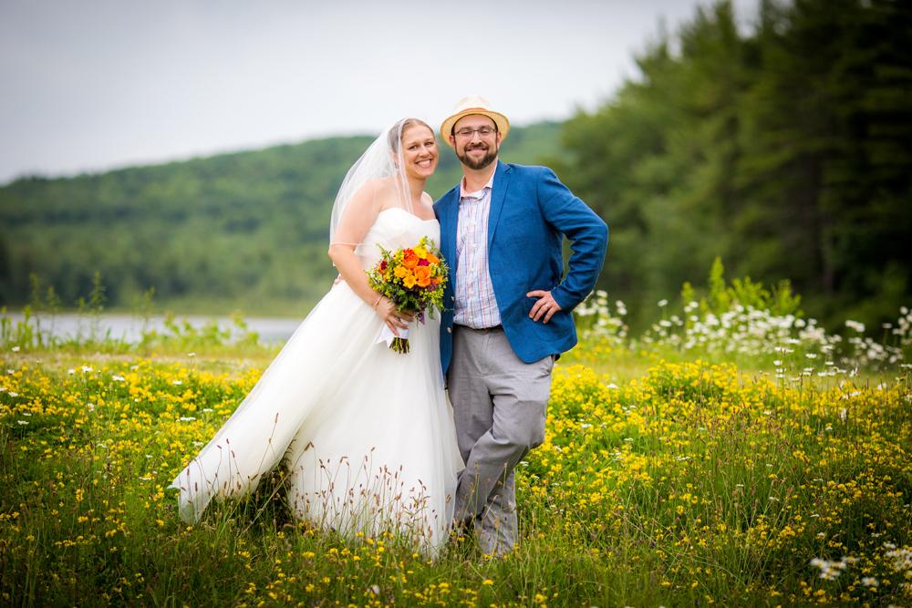 Wedding Photography in Keene NH