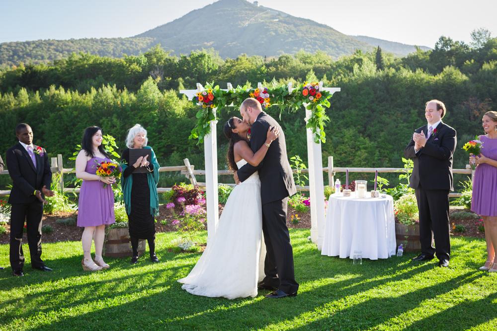 Jay Peak Wedding Photography