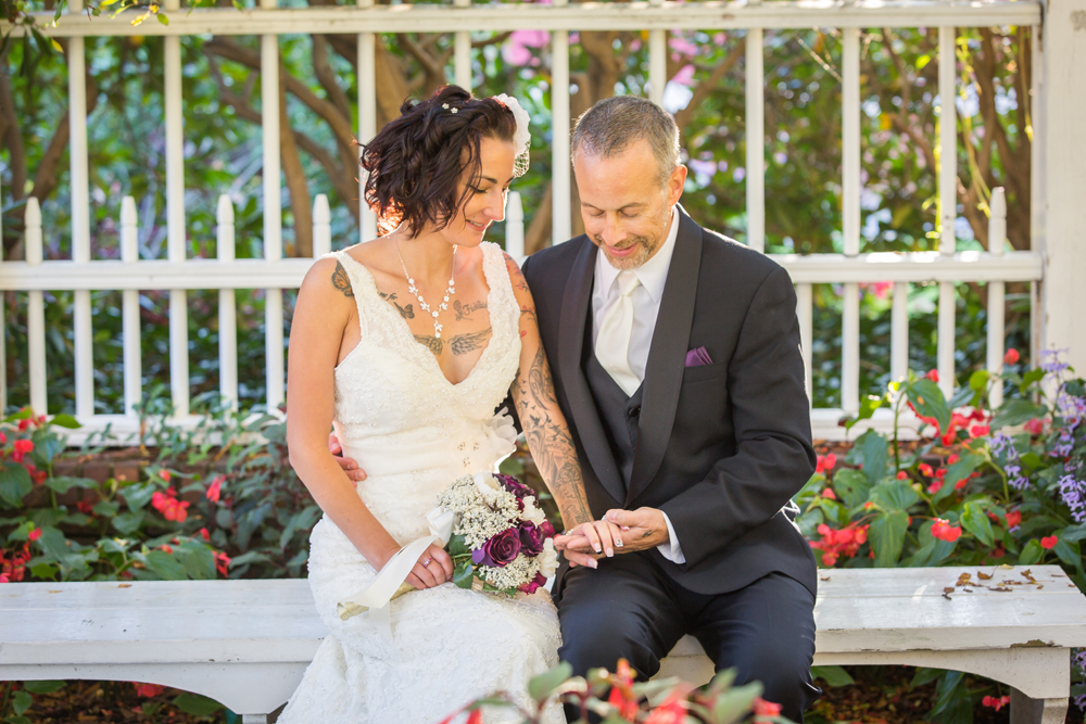 Prescott Park Wedding Photography