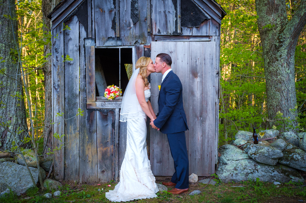 Wedding Photography in Princeton MA