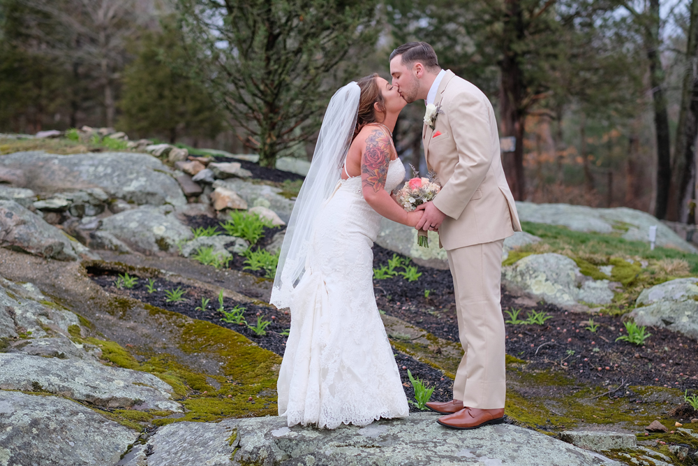 Scituate MA wedding photography at the River Club
